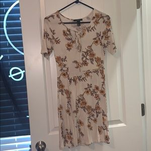 Forever 21 Double Tie Floral Dress